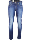 Luke LEE Retro Slim Tapered After Dark Denim Jeans