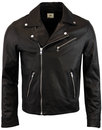 LEE Retro 1950s Leather Perfecto Biker Jacket