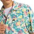 LEE JEANS Retro Fruit Print Resort Collar Shirt