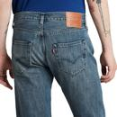 LEVI'S 501 Original Straight Denim Jeans TB