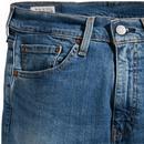 LEVI'S 502 Taper Men's Retro Jeans (Wagu Puddle)
