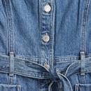 Calla LEVI'S Womens Retro Seventies Denim Dress