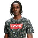 LEVI'S Housemark Camo Batwing Tee (Camouflage)