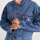 LEVI'S Women's New Heritage Trucker Denim Jacket