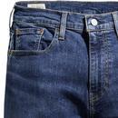 LEVI'S 502 Taper Men's Retro Mod Jeans (Wagu Moss)