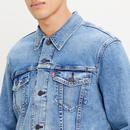 LEVI'S Men's Retro Mod Denim Triad Trucker Jacket