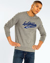LEVI'S® Men's Retro 70s Varsity Logo Sweatshirt