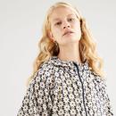 Lina LEVI'S Retro 60s Mod Daisy Packable Jacket