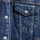 LEVI'S Women's Retro 70s Sherpa Jacket - R&T Blue
