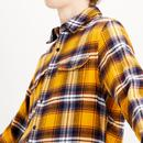 Jackson LEVI'S Retro Mod Check Over Shirt (AGY)