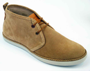 LEVI'S Hybrid Mod Suede/Leather Desert Boots (B)