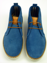 LEVI'S Hybrid Mod Suede/Leather Desert Boots (DT)