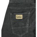 Sierra LOIS Mod Casual Needle Cord Trousers (Ch)