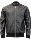 luke 1977 caperwowme leather look bomber black