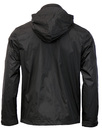 Everyorder LUKE 1977 Retro Mod Hooded Jacket BLACK