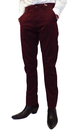 LUKE 1977 RETRO MOD SEVENTIES INDIE CHINO TROUSERS