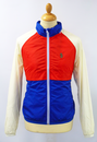 LUKE 1977 HAZZARD INDIE RETRO 70S WINDBREAKER COAT