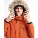 LYLE & SCOTT Retro Mod Microfleece Winter Parka T
