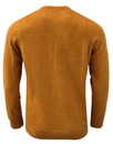 LYLE & SCOTT Retro Crew Neck Lambswool Jumper