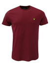 LYLE & SCOTT Retro Indie Plain Crew Neck Tee