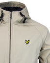 LYLE & SCOTT Retro Indie Mod Cotton Hooded Jacket