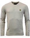 lyle & scott jumper off white top mod