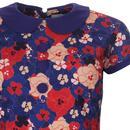 Dollierocker MADCAP ENGLAND Retro Floral Dress