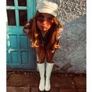 McGuinn MADCAP ENGLAND 1960s Pink Granny Glasses
