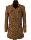 The Paisley Crowd MADCAP ENGLAND Mod Cord Jacket
