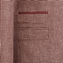 MADCAP ENGLAND 60s Mod 2/3 Piece Suit in Dogtooth