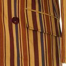 Rare Breed Stripe MADCAP ENGLAND Cord D/B Blazer C
