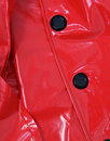 Jackie MADCAP Made in England Retro 60s Raincoat R