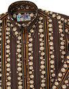 Trip 70s Stripe MADCAP ENGLAND Men's Retro Shirt