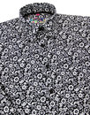 Trip Floral MADCAP ENGLAND Mod Psychedelic Shirt