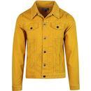 madcap england woburn mod cord western jacket gold
