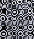 Dollierocker Op Art MADCAP ENGLAND 1960s Mod Dress