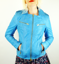 Summerbunch MADCAP ENGLAND Retro Leather Jacket SB