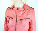 Solana MADCAP ENGLAND Retro Leather Jacket P