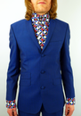Tailored by Madcap England 60s Mod 3 Button Suit