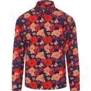 Kinfauns Floral MADCAP ENGLAND Penny Collar Shirt