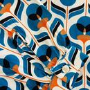Art Lover MADEMOISELLE YEYE Retro 60s Dress Blue