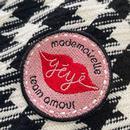 Cheerful Days MADEMOISELLE YEYE Houndstooth Jacket
