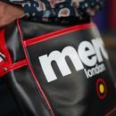 'Airline' - Merc Retro Mod Shoulder Flight Bag (B)