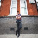 Winston MERC Sixties Mod Sta Press Retro Trousers