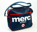 MERC RETRO SIXTIES FIGHT BAG AIRLINE BAG NAVY