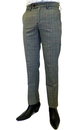 Beacon MERC 60s Mod Prince of Wales Check Trousers