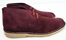 Charlie Retro Sixties Suede Mod Desert Boots (M)