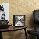 Amp NEWGATE CLOCKS Retro Mid Century Mantel Clock