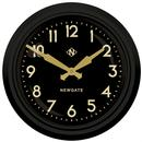 The Electric NEWGATE CLOCKS Retro Station Clock BB