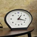 Space Cowboy NEWGATE CLOCKS Mantel Clock BLACK